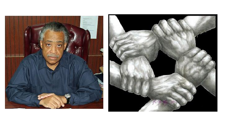 Al Sharpton Black Unity
