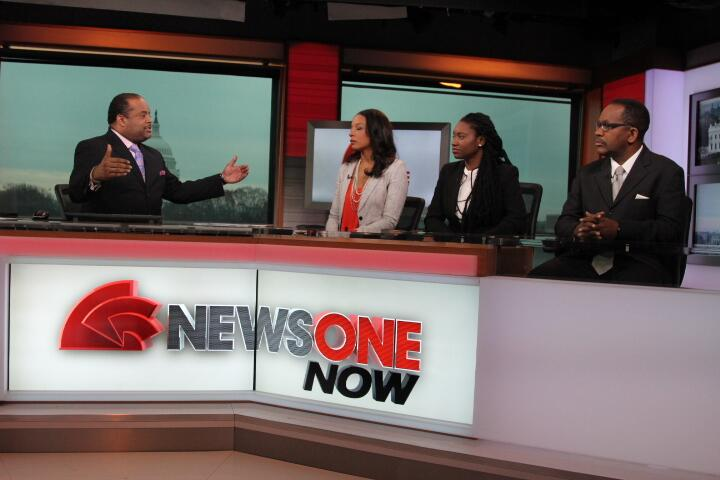 JAM On Roland Martin's News One Now Featured On TVONe