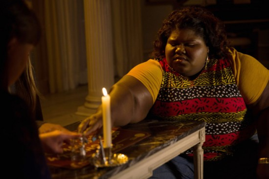 Gabourey Sidibe as Queenie. Photo Credit: Michele K. Short/FX WeLoveSoaps.net