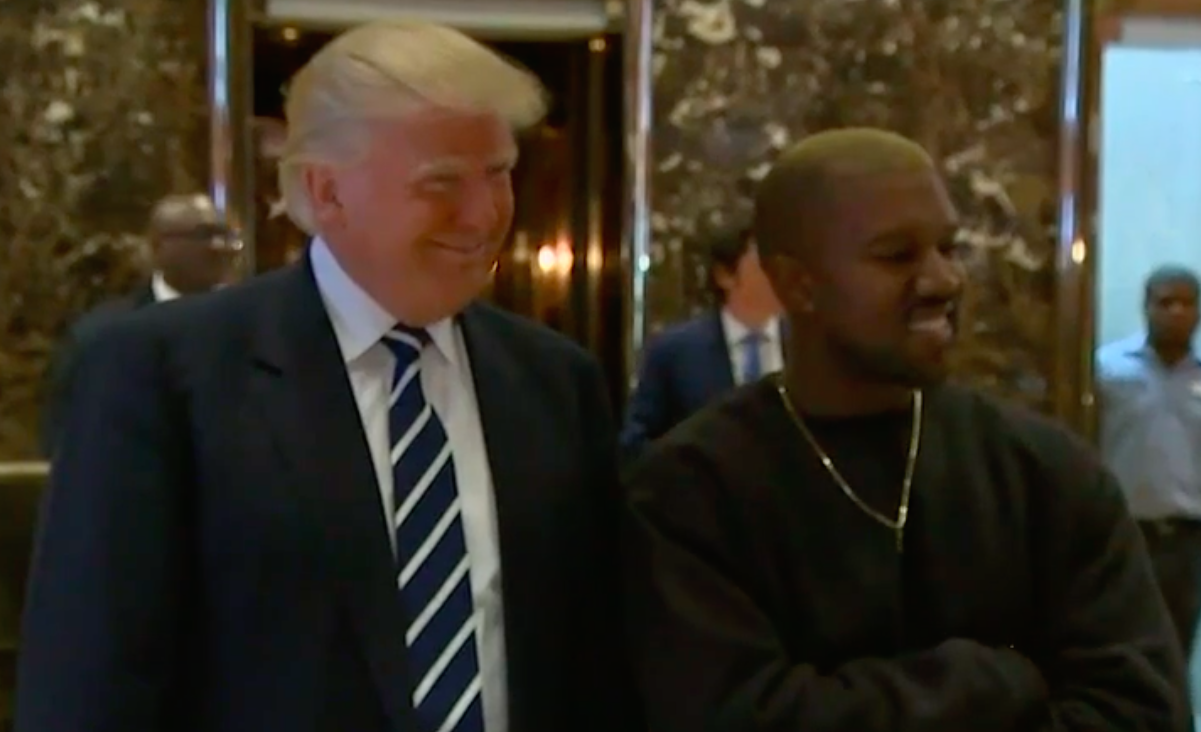 kanye-west-and-donald-trump